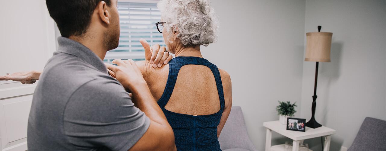 Shoulder Pain Relief Fort Wayne, IN