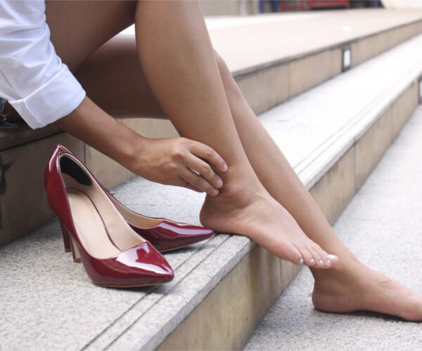foot and ankle pain relief Fort Wayne, IN