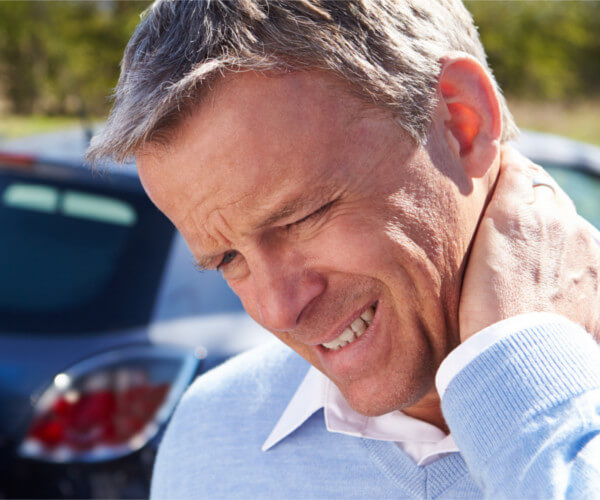 motor vehicle accident pain relief Fort Wayne, IN